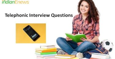 Common Interview Questions and Answers for Freshers