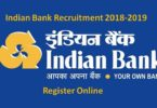 Indian Bank Recruitment 2018-2019 Clerk PO and SO Vacancies