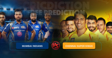 IPL Match Today Highlights Mumbai vs Chennai