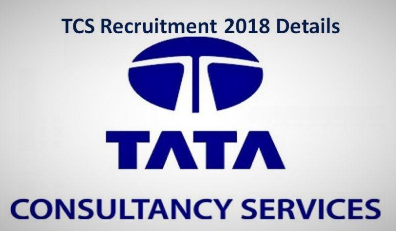 TCS Recruitment 2018 TCS Careers Job Openings For Freshers