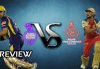 IPL Match Today Highlights Kolkata Knight Riders vs Royal Challengers Bangalore