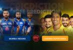 IPL Match Today Highlights Mumbai vs Chennai