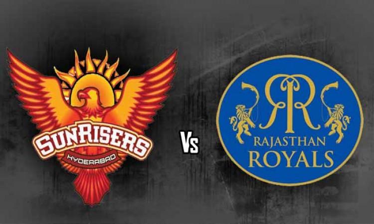 IPL Match Today Highlights Sunrisers Hyderabad vs Rajasthan Royals
