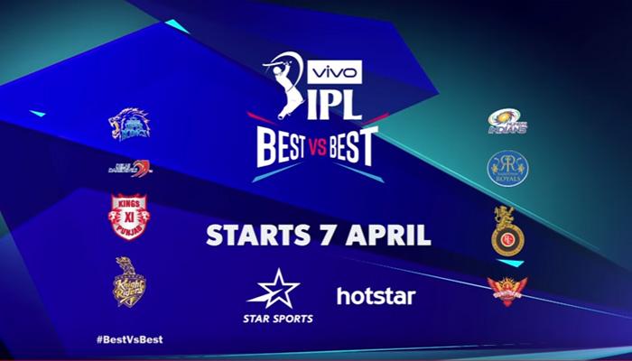 best vs best ipl 2018